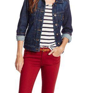 Women's fashion Horton denim jacket